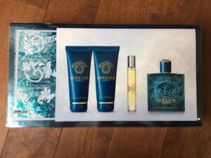 Versace men's fragrance collection