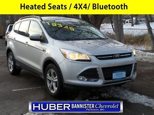 2013 Ford Escape Heated Seats/Sync Music/