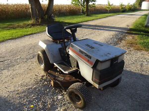 Craftsman lawntractor Stratford Kitchener Area image 2