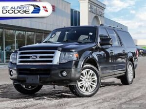 2014 Ford Expedition Max Limited  HEATED/COOLED LEATHER SEATS| N