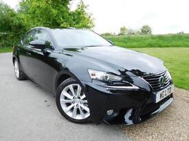 2012 Lexus IS 300h Luxury 4dr CVT Auto DAB Radio! Bluetooth Music! 4 door Sa...
