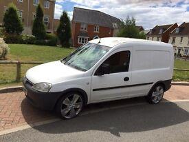 Vauxhall combo van!! (EASY FIX)