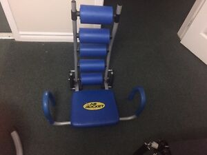 AB Rockey pro ab workout machine
