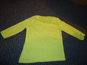 Ladies Size XL 3/4 Sleeve T-Shirt by Marie Claire Kingston Kingston Area image 2