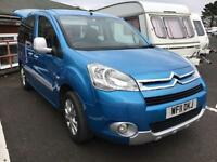 Citroen Berlingo 1.6TD ( 90bhp ) 2010MY Multispace Plus Special Edition