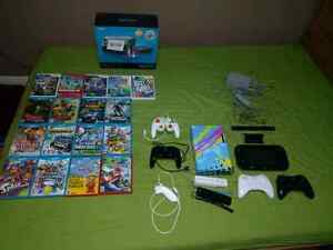 Nintendo Wii U Games and Accessories ($600+ VALUE)