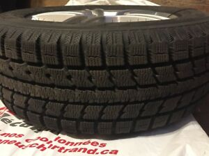 Pneus d'hiver à vendre / Winter tires for sale