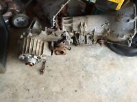 Turbo 400 trans and transfer case
