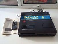 Sony SL-HF100UB Video Recorder