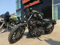 Harley Sportster iron stage 2
