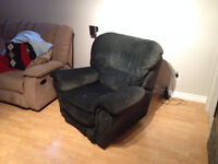 Fauteuil inclinable ultra confortable