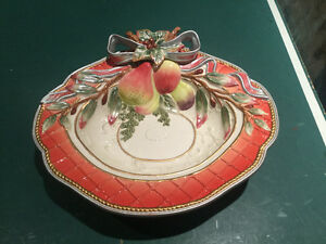 Fitz & Floyd Decorative Motif Bowl / Dish