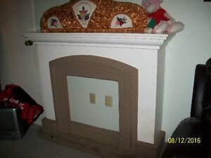Solid Fireplace Mantle  $350.00 OBO Need Gone ASAP!