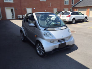 2005 Smart Fortwo Passion CDI Cabriolet
