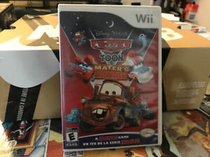Cars Toons: Mater's Tall Tales - Wii