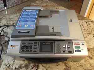 BROTHER NETWORK PRINTER/SCANNER/FAX