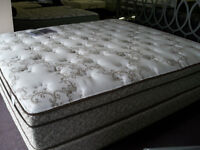 KING MATTRESS AND BASE Brand New in original packaging