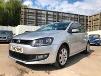 Volkswagen Polo 1.2 ( 70ps ) 2012MY Match