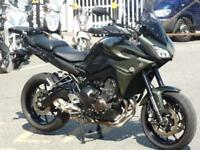 YAMAHA TRACER 900 ABS MT-09 2017 2700 miles only