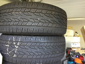 Continental Cross Contact LX20 P275/55/R20