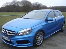 Mercedes A Class 1.8 A 200 CDI BLUE EFFICIENCY AMG SPORT