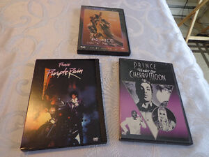 PRINCE, 2 Movies and 1 Concert