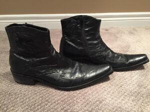 Aldo Cowboy Boots