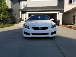 2008 Honda accord coupe 5speed manual $8800