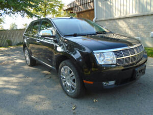 Lincoln, SUV, Model MKX