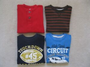 Boys Long Sleeve Shirts Size 5T