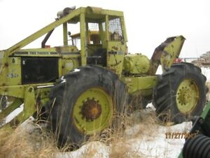 C5D Skidder for sale