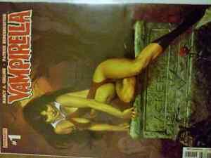 COMICS!! 3 for $10!! AVENGERS, X-MEN,VAMPIRELLA,OZ,3-D comics