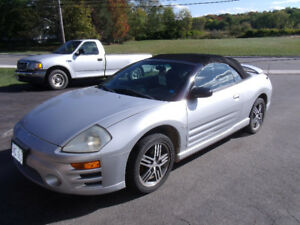2005 Mitsubishi Eclipse GTS Coupe (2 door)