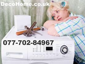 Washing machine, dishwasher, electric oven, tumble dryer repair