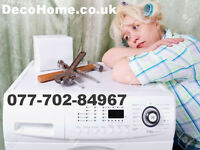 Washing machine, dishwasher, electric oven, tumble dryer repair