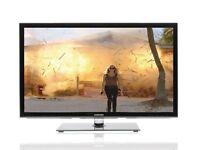 """Samsung 40"""" led / smart tv for sale at Morley tv sales, Morley , LEEDS"""