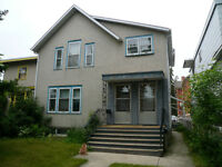 2 Bdrm basement suite close to University and Whyte Ave.