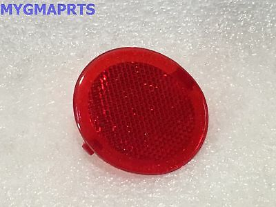 CHEVY SSR ROUND RED DOOR REFLECTOR LENS NEW OEM GM  22612756