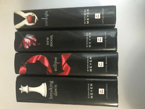 Twilight Saga (Hardcopy) - New and Unused