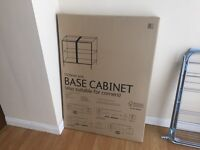 1000mm kitchen base cabinet