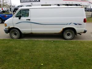 1997 Dodge Cargo Van