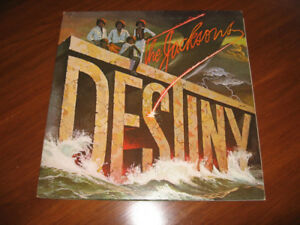"JACKSON""S ""DESTINY""   LP  Album"