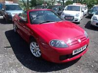 2004 MG MGTF 1.6 115 16v 2dr 2 door Sports