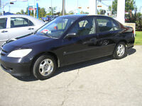 2004 Honda Civic SE 173000KM A/C BONNE CONDITION