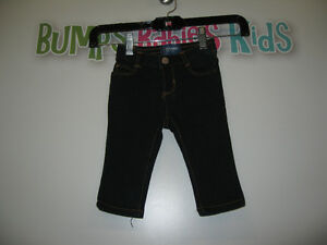 Boy's 6/12 months (Old Navy) skinny jeans London Ontario image 1
