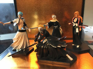 Collectible Bleach Figurines