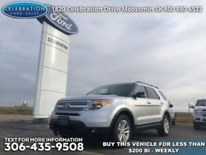 2015 Ford Explorer XLT  ONE OWNER, ACCIDENT FREE!