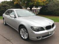 BMW 730LD 730Ld SE (silver) 2006