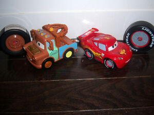 DISNEY MOVIE CARS – MY FIRST REMOTE CONTROL CARS
