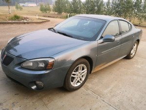 2007 Grand Prix GT Supercharged Low Km